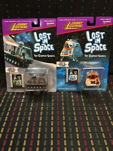 Johnny Lightning Lost In Space Lot The Chariot & Space Pod