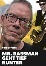 MR. BASSMAN GEHT TIEF RUNTER ISBN 987-3-7460-2461-5