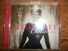 Peggy Lee-Christmas-2000 EMI Records!