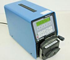 Scilog Chemtec Automated Metering System Peristaltic Pump Tandem 1081 Head