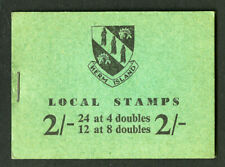 Herm Island Stamps Mint NH 6 Pane Booklet