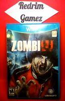 Zombi-U WII-U Video Games