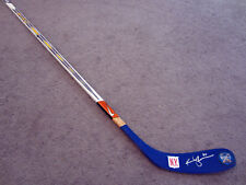 KEVIN SHATTENKIRK New York Rangers SIGNED Hockey Stick COA 2018 Winter Classic X