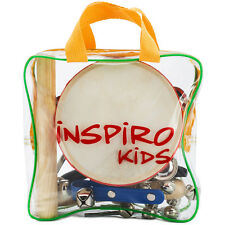 Inspiro Kids Musical Instruments & Percussion Toys Rhythm Band Toddler Set