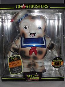 "Funko Premium Hikari Ghostbusters Burnt Stay Puft 8"" Vinyl Figure-New"