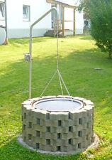 Schwenkgrill Edelstahl Grillgalgen 70 cm Grillrost 70 cm 8 mm Stäbe Dreibein
