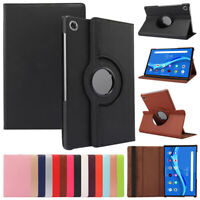 """Fold Leather Rotate Case Cover For Lenovo Tab M10 FHD Plus TB-X606F 10.3"""" Tablet"""