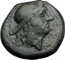 ODESSOS in THRACE 281BC Authentic Ancient Greek Coin w YOUTH & GREAT GOD i62710