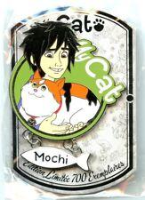 Disneyland Paris - My Cat Series - Hiro & Mochi Pin (Noc)