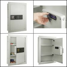 Paragon Electronic Wall Lock and Safe 83 Cf Hidden In Wall Large Fire Proof