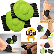 Support Arch Plantar Foot Fasciitis Cushion Planter Compression Heel Pain Relief