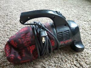 Royal Dirt Devil Plus Hand Held Corded Vacuum Model 08100 Tested! Clean! Works!