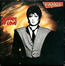 FANCY - FLAMES OF LOVE - CARDBOARD SLEEVE CD MAXI