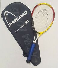 Head Genesis Pyramid Xl Oversize Tennis Racquet 4 3/8 With Case