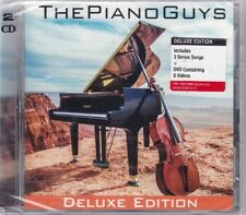 Piano Guys [CD & DVD] [Deluxe Edition] by The Piano Guys (CD, Feb-2015, 2 Discs, Masterworks)
