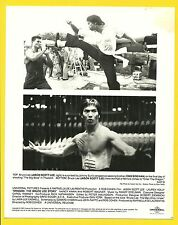 Dragon The Bruce Lee Story Jason Scott Lee Publicity Movie Film Star Press Photo