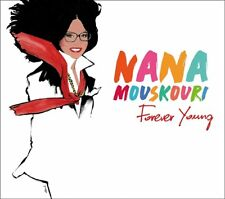 NANA MOUSKOURI - FOREVER YOUNG (LIMTED EDITION)  2 VINYL LP NEW+