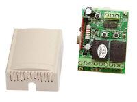 Torsteuerung  Funksteuerung  programmierbare Auschaltzeit 433,92 MHz 24V   JAS1
