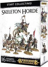 Start Collecting Skeleton Horde Warhammer Age of Sigmar AOS