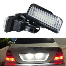 OKEEN 18 LED Number License Plate Light For Mercedes-Benz W203 W211 C/E Class