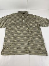 Men's Como Sport Polo Shirt  Size Medium Nemacolin Woodlands Golf Resort Italy