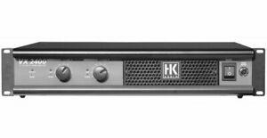 HK Audio VX2400 Hochleistungs Endstufe 4/5 Sternen, nur leichte Kratzer