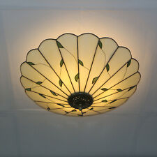 Tiffany Style Stained Glass Hanging Pendant Light Ceiling Lighting Lamp Fixture