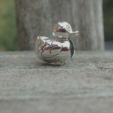 Authentic Pandora Ducky Charm 790955 Retired Duck