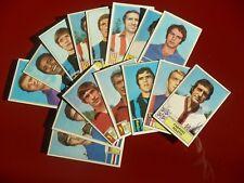 Figurine Calciatori Panini 1971-72! Lotto di 15 diverse! Nuove!!