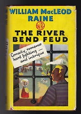 William MacLeod Raine - The River Bend Feud  - Hodder Yellowjacket 1941, Mexico