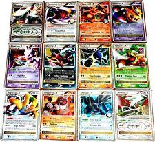 POKEMON CARD Lot de 12 Cartes Niveau X ( lv.X ) Lot N° LPALVX12 01 ( CHARIZARD )