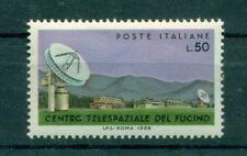 Italia Repubblica 1968 - B.1202 - Telespazio