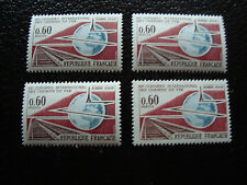 FRANCE - timbre yvert et tellier n° 1488 x4 n** (A9) stamp french