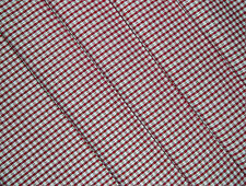 RED Gingham Check VW CAMPER VAN Curtains T2 T4 T5 T25 Orders Welcome *Lined*