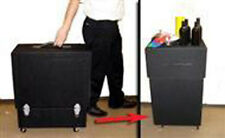 Large Roll On Suitcase Table For Magic Shows