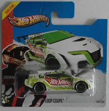 """Hot Wheels - Loop Coupe weiß """"HW Racing"""" Neu/OVP"""