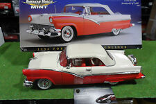 FORD FAIRLANE SUNLINER 1956 cabriolet au 1/18 AMERICAN MUSCLE ERTL 32076 voiture