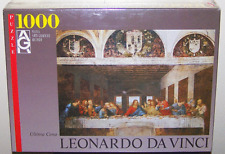 "ARG Italy ""THE LAST SUPPER"" Religious Leonardo Da Vinci Jigsaw Puzzle *NEW*"