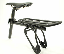 Mountain Bike Full Suspension Seatpost Mounted Rear Rack