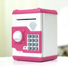 Mini Password Piggy Bank Counter Cash Coins Save Pot Safety Box Kids Gift Pink