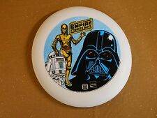 Star Wars Empire Strikes Back Burger King CocaCola 1981 Frisbee Vader C3PO R2D2