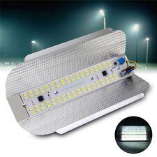 2x High Power 50W LED Fluter Flutlicht Jod-Wolfram Hallenleuchte Gartenlampe