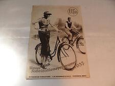 altes Prospekt Elfa Fahrrad