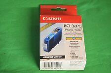 Véritable Canon BCI-3ePC photo cyan bci-3pc BCI-3 BCI-3e PC
