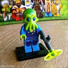 LEGO 71008 Minifigures ALIEN TROOPER #7 Series 13 SEALED Minifigs Blaster Squid