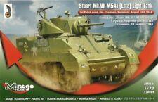 Maquettes et accessoires tanks Mirage 1:72