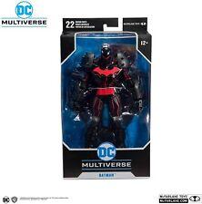 MCFARLANE DC MULTIVERSE HELLBAT SUIT BATMAN ACTION FIGURE DC ARMORED SERIES 1