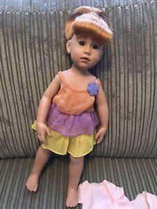 Rare Gotz Doll Sophie