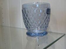 Villeroy & Boch Boston Coloured Set 4 Bicchieri Basso Blue Rif. 1411