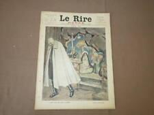 Felix Juven Revue LE RIRE Rouge Nr 215 (28 Decembre 1918)  NUMERO DE NOEL